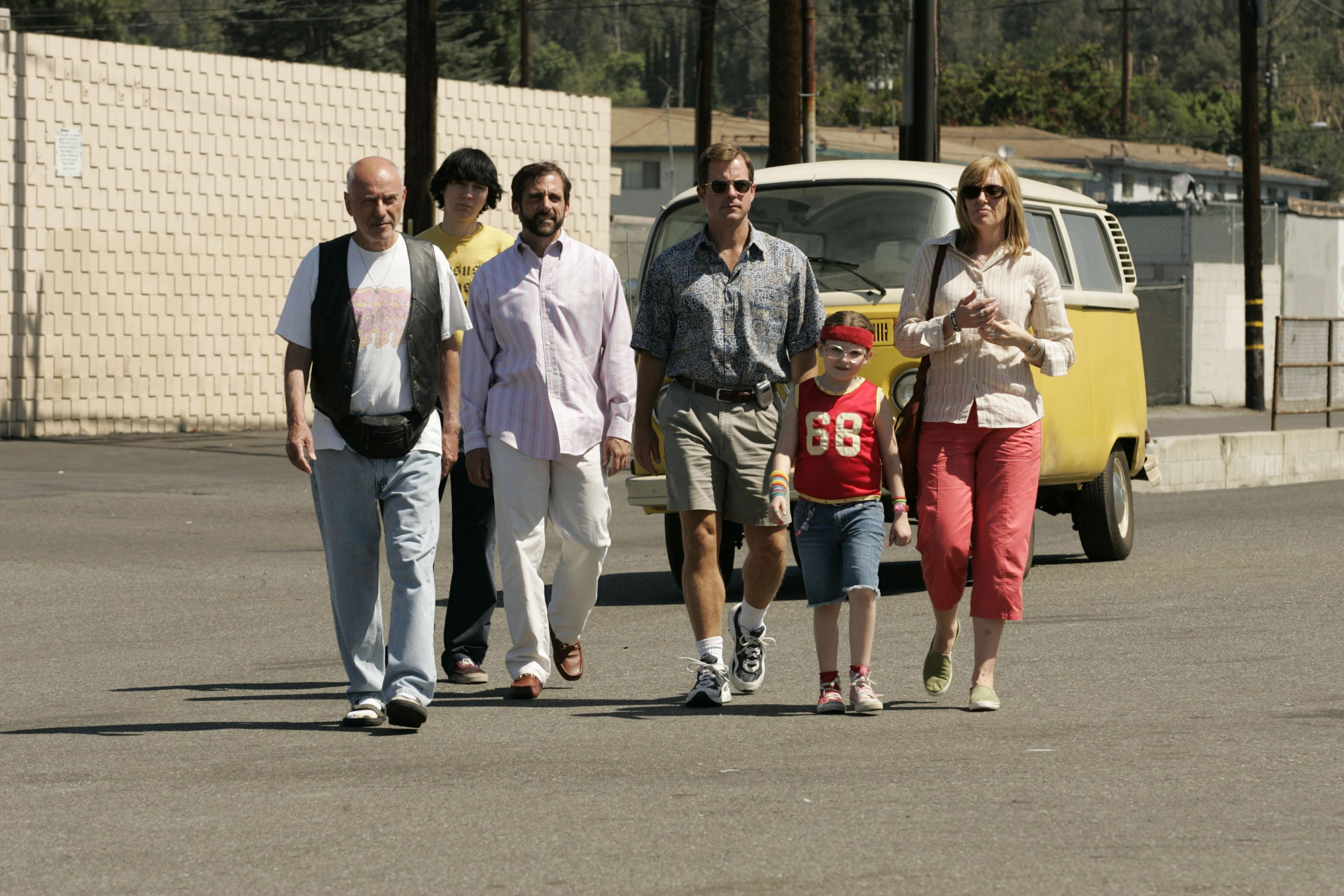 Little miss Sunshine: semplice e brillante