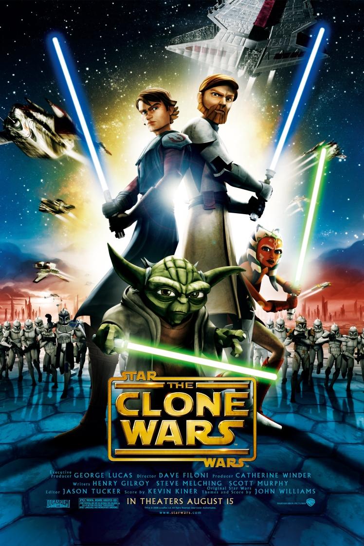 Clone WArs film
