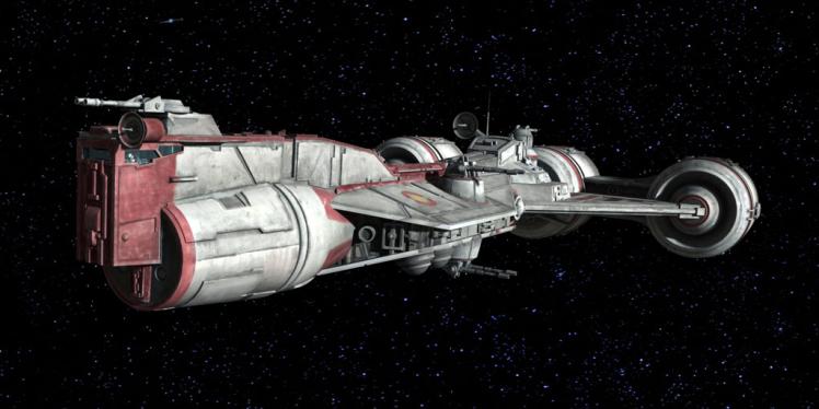 Consular Class Cruiser
