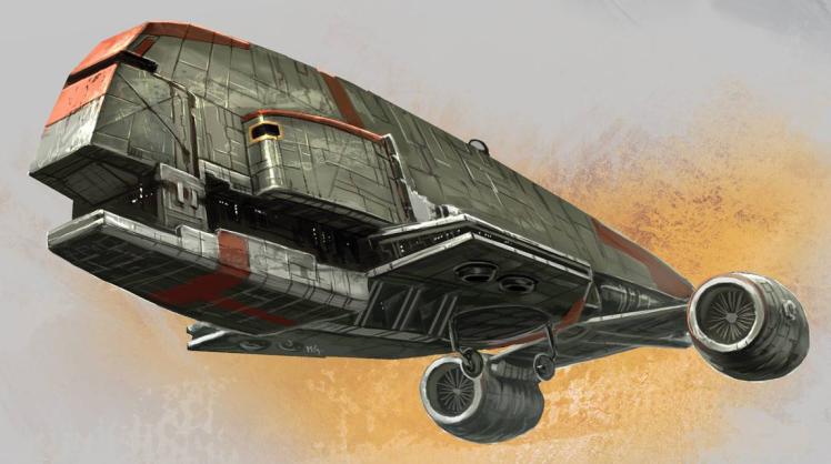 Gozanti-class_Armed cruiser