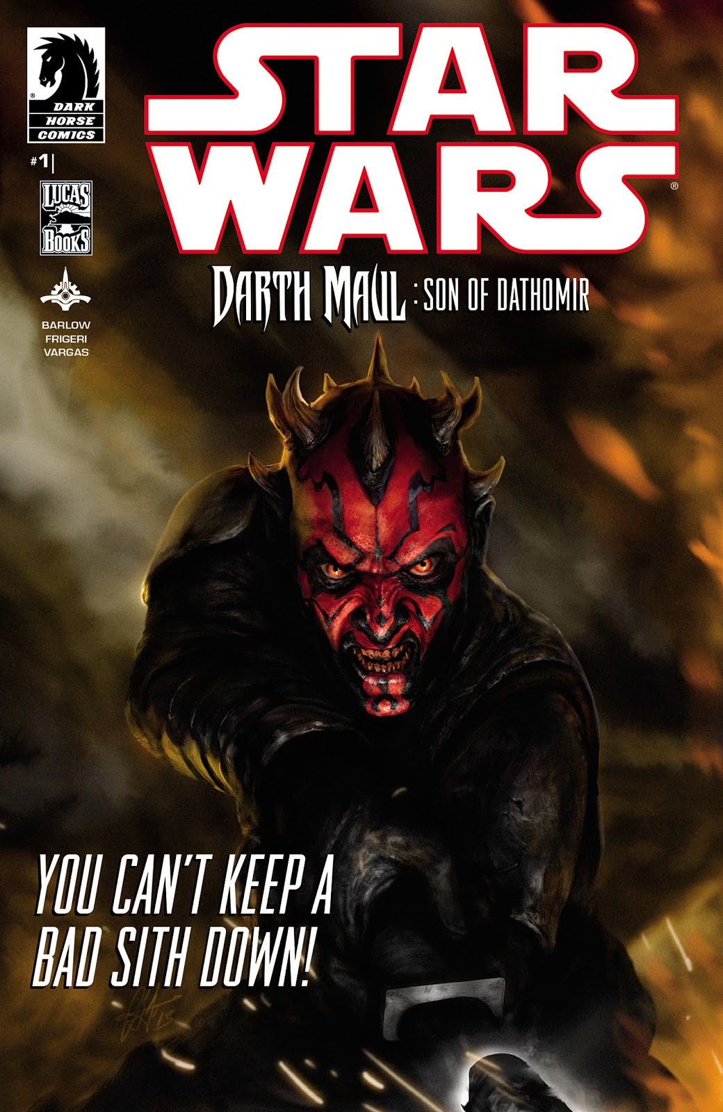 Outer Rim #5 – Star Wars Darth Maul Figlio di Dathomir