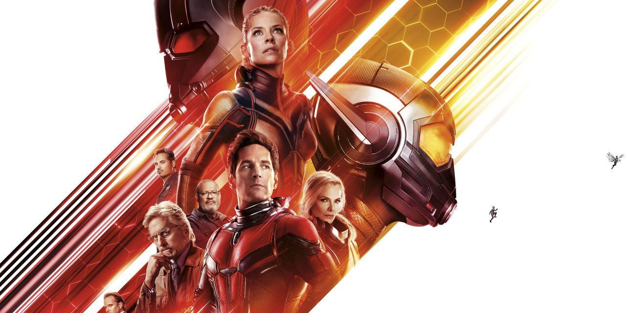 Ant Man and the The Wasp