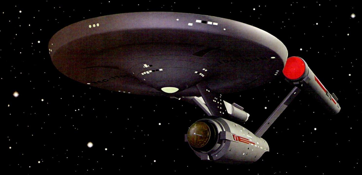 Star Trek: TOS – S01E01, The man trap (English)