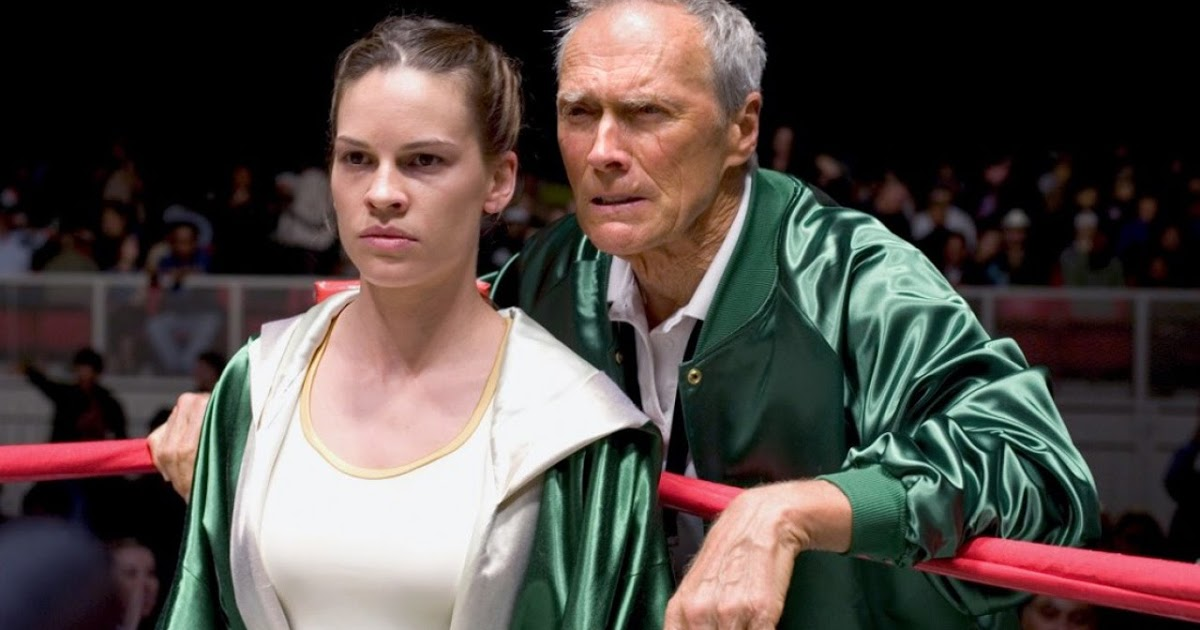 Million dollar baby: dark and powerful (English)
