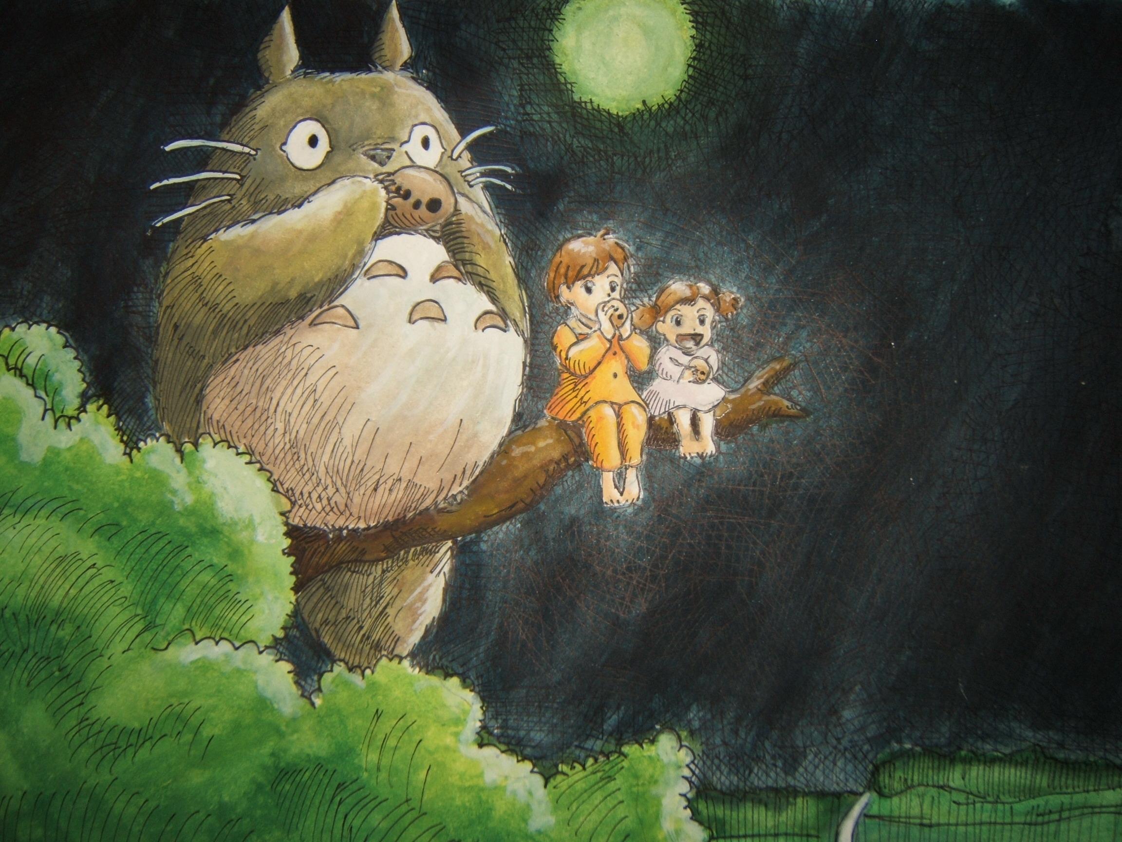 Tonari no Totoro: dolcissimo