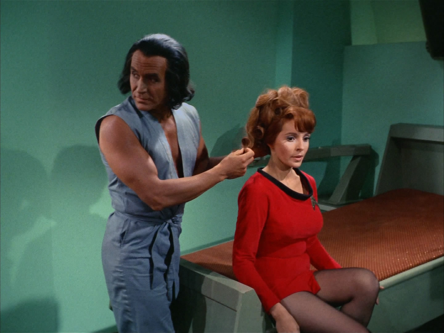 Star Trek: TOS – S01E22, Space Seed