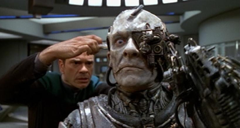 Star Trek: Voyager – S03E17, Unity