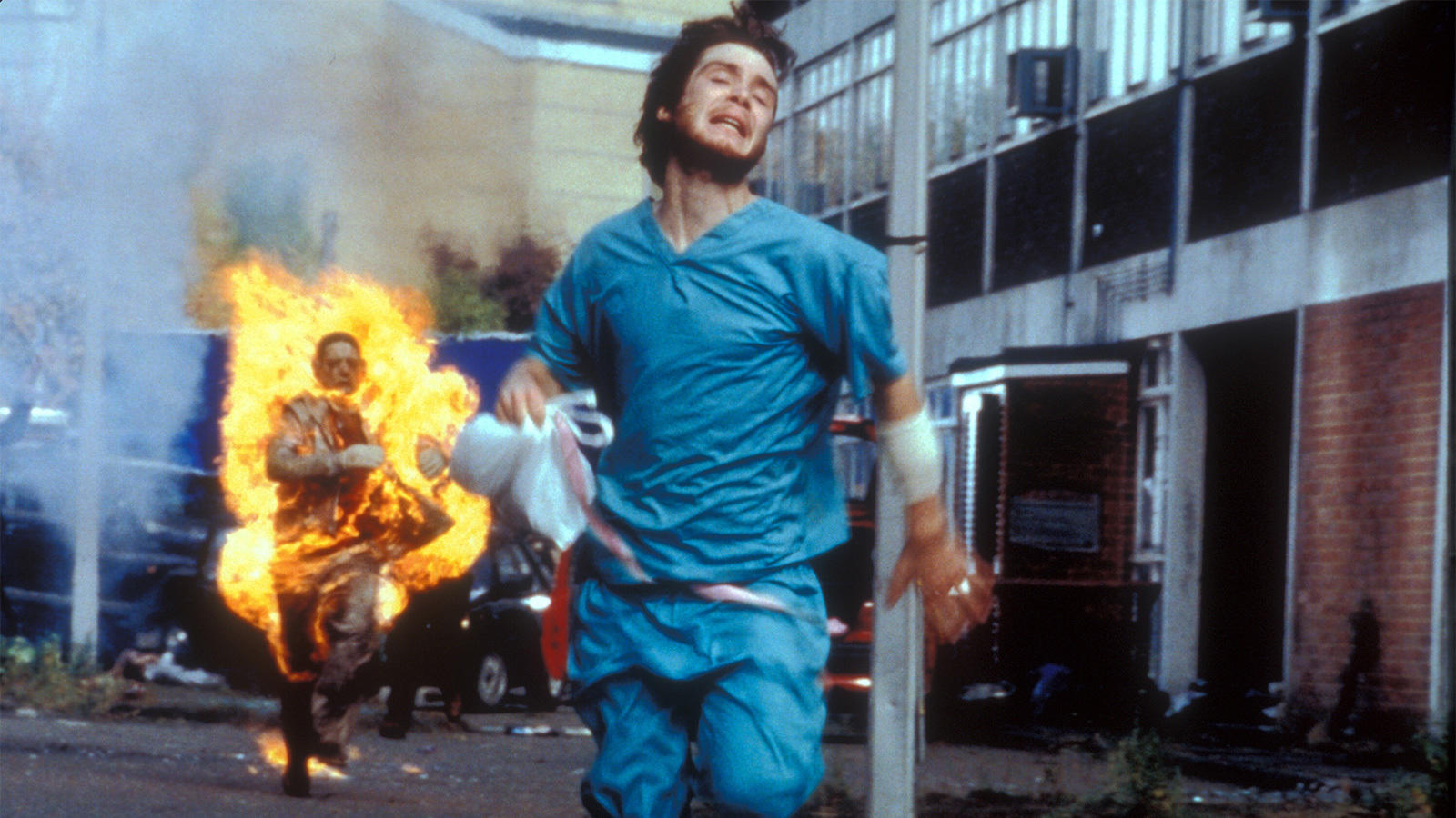 28 Days Later: che horror!