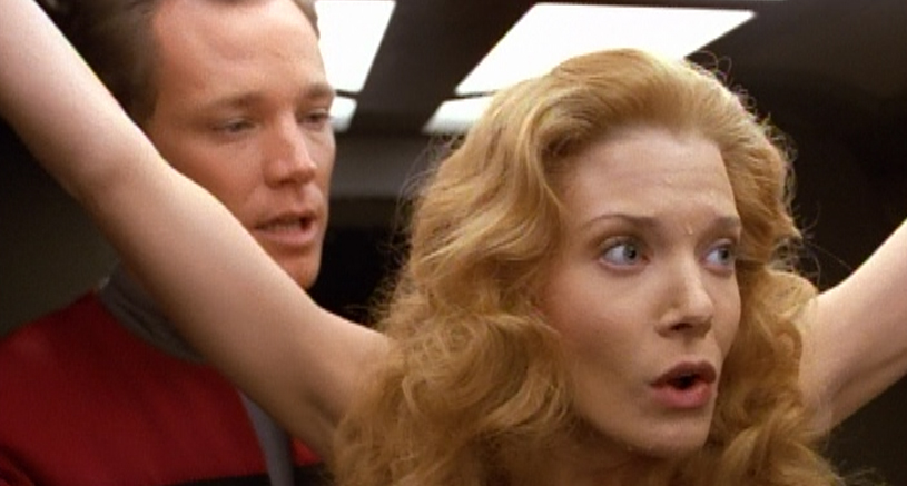 Star Trek: Voyager – S03E21, Prima e dopo