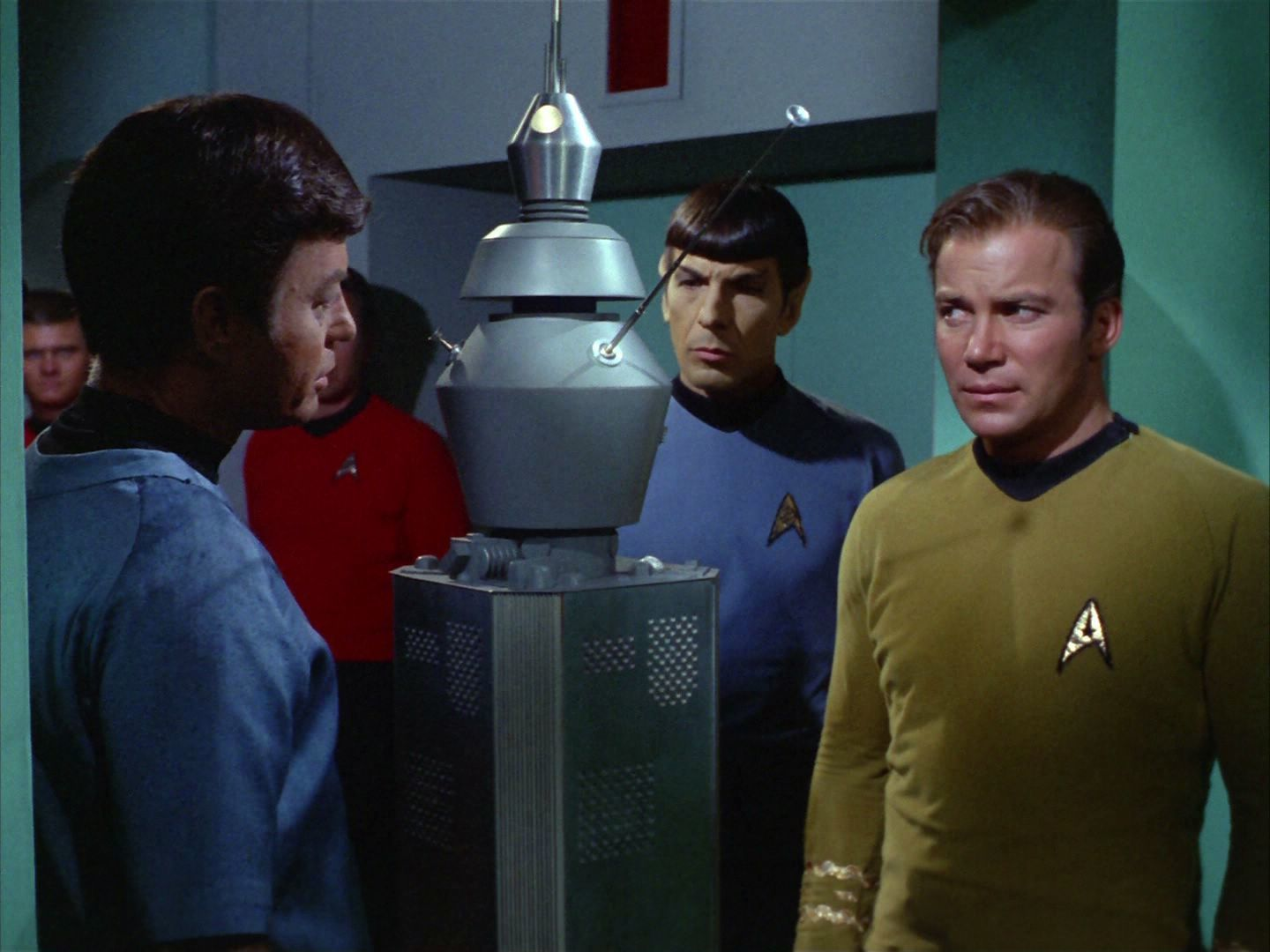 Star Trek: TOS – S02E03, The Changeling
