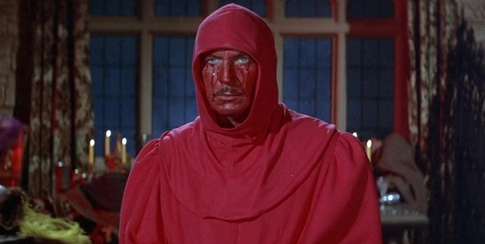 The Masque of the Red Death: sinistro