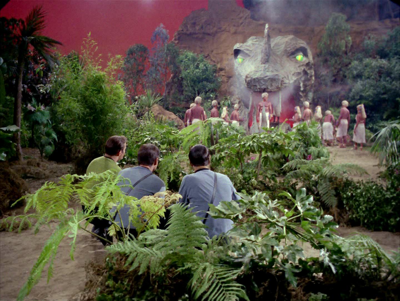 Star Trek: TOS – S02E05, La mela