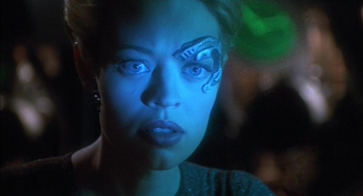 Star Trek: Voyager – S04E21, Direttiva Omega