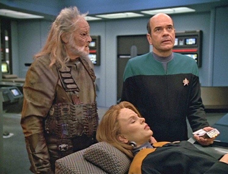 Star Trek - Raumschiff Voyager, Staffel 5, Folge 108: Euphorie