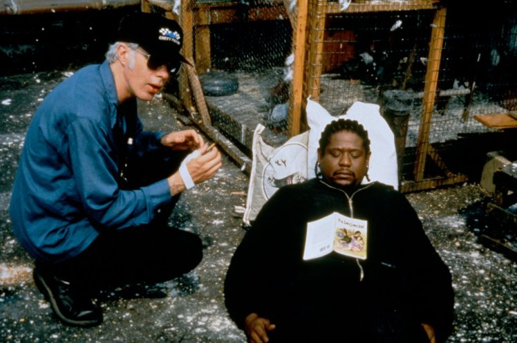 ghost-dog-the-way-of-the-samurai-1999-006-jim-jarmusch-forest-whitaker-filming-00n-1rx