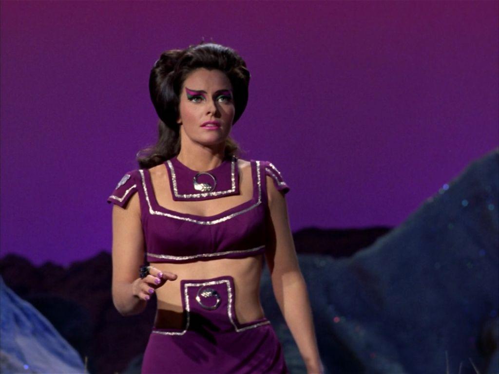 Star Trek: TOS – S03E17, Un pianeta ostile