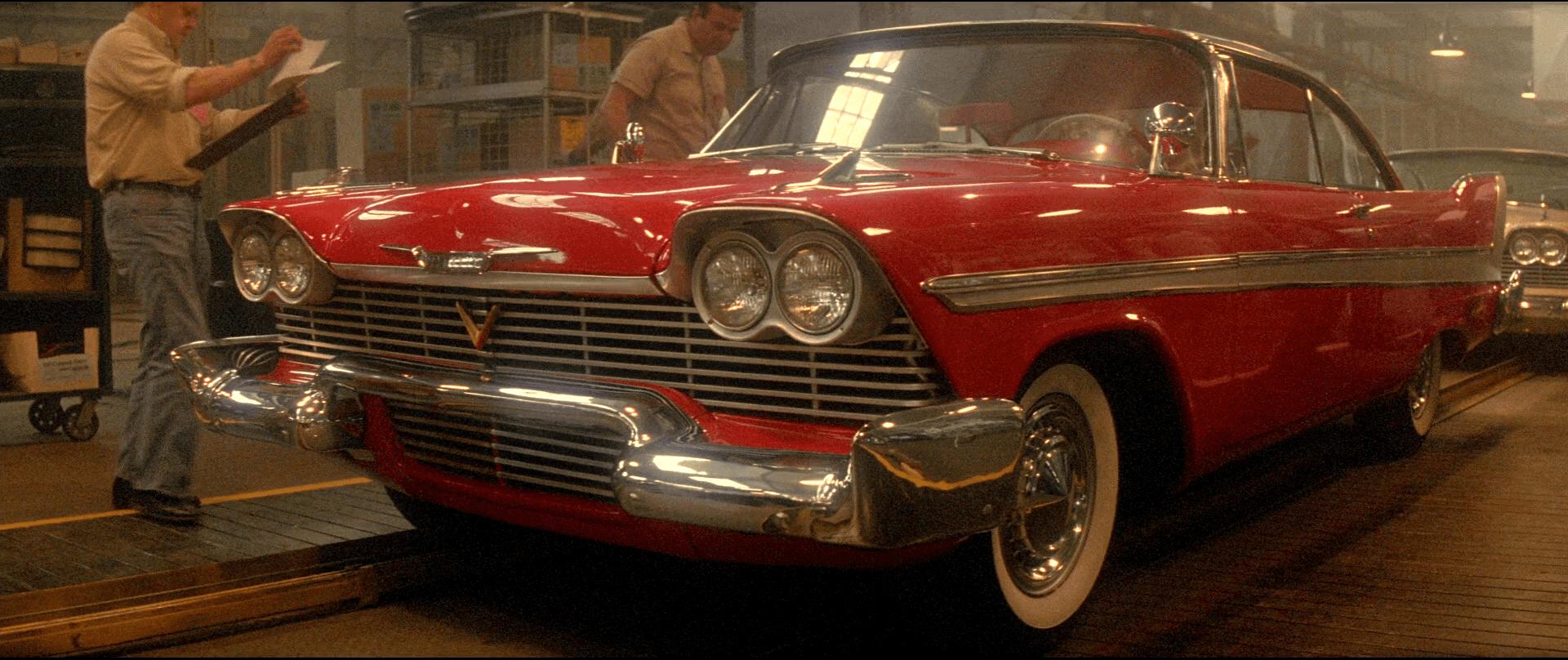Christine: recensione del film
