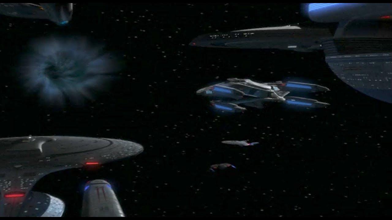 Star Trek: Voyager – S07E25-26, Fine del gioco