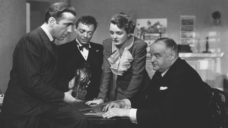The Maltese Falcon: Movie Review
