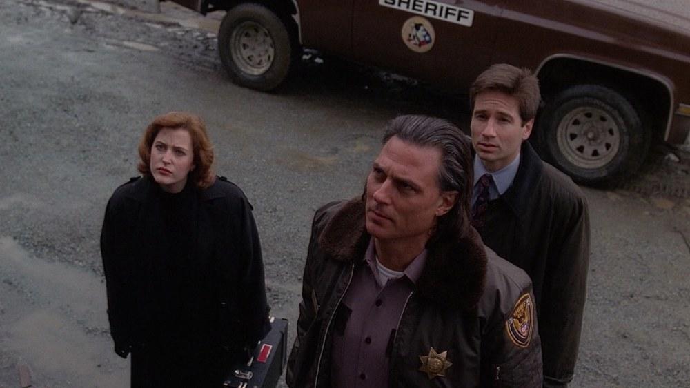 The X-Files – S01E19, Metamorfosi