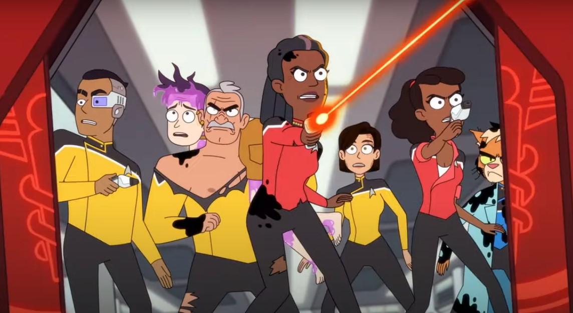 Star Trek: Lower Decks: Season 1 Review