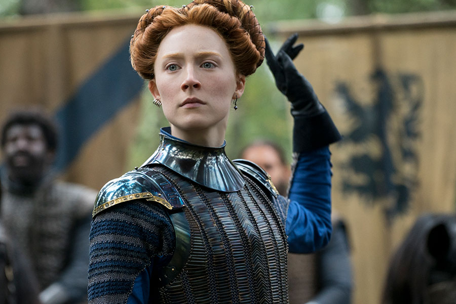 Mary Queen of Scots: Movie Review
